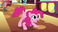 Pinkie Pie -overthinking things- S7E12