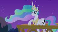 Princess Celestia has another realization S7E10