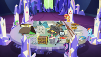 Princess Twilight telling another story EGSB