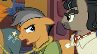"Quibble ""this isn't the official Daring Do Experience"" S6E13"