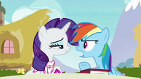"Rainbow Dash ""but they're real!"" S8E17"