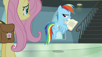 Rainbow Dash -a bad one- S9E21