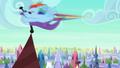 Rainbow Dash taking flag S3E1.png
