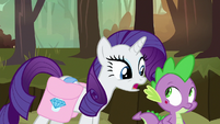 "Rarity ""just don't get the shampoo"" S8E11"