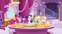 Rarity --I can always count on all of you-- S6E9