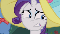 Rarity cornered again S2E9