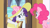 Rarity she's resting S2E9