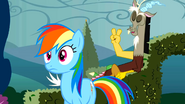 S02E01 Discord przekabaca Rainbow