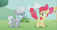 S02E06 Silver Spoon krzyczy na Apple Bloom