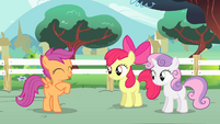 "Scootaloo ""and Pegasi like me"" S4E05"