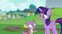 Spike -what's the difference-- S8E24