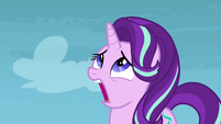 Starlight gasps over failing magic S8E25