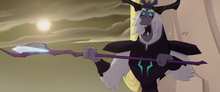 """Storm King """" I can move the sun """" MLPTM"""