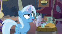 Trixie exasperated -it's fine- S8E19