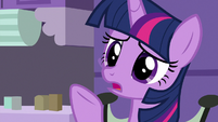 "Twilight ""in the middle of the semester?"" S9E9"