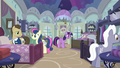 Twilight and Spike in Quills and Sofas store S5E3.png