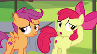 Apple Bloom -I remember the nightmares- S7E21