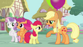 Applejack 'There's been some' S3E4.png