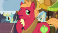 "Big McIntosh ""just tellin' Cousin Braeburn last week"" S6E23.png"
