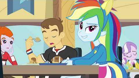 Cafeteria Song (Korean) - MLP Equestria Girls