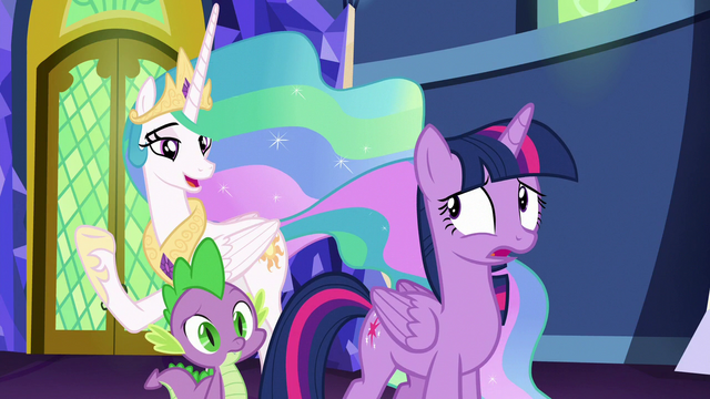 """File:Celestia """"not aware that I was an expression"""" S7E1.png"""