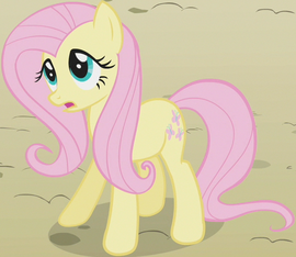 Fluttershy Earth pony ID S2E01