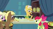 "Grand Pear ""glad you like it"" S7E13"