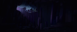 Mane Six end up in underwater alcove MLPTM