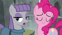 "Maud Pie ""what do you think, Boulder?"" S7E4"
