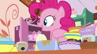"Pinkie Pie ""I know how much she loves them!"" S7E23"