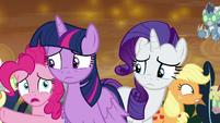 Pinkie Pie -what do we do, Twilight-!- S9E2