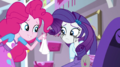 Pinkie Pie offering Rarity a tissue EGS1.png