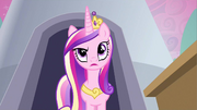 Princess Cadance not so pleased S2E25