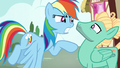 Rainbow threatens to zap Zephyr with storm cloud S6E11.png
