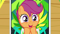 Scootaloo excited about her new club S8E20