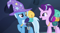 Starlight --do you have any of your smoke bombs--- S6E26