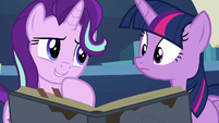 "Starlight Glimmer ""nowhere near as bad as mine"" S7E25"