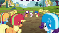 """Sweetie Belle """"you've ruined it for everypony!"""" S6E14"""