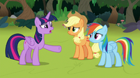 "Twilight ""I know Fluttershy would be thrilled"" S8E9"
