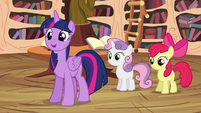 "Twilight ""You'll find it in no time"" S4E15"