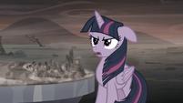 Twilight --But every world I come back to...-- S5E26