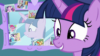 "Twilight Sparkle ""I plan on giving it to her"" S7E1"