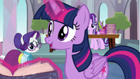 Twilight Sparkle -it's going to be fine- S8E1