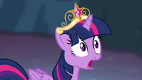 Twilight gasping S4E2