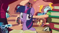 Twilight who's there! S3E9