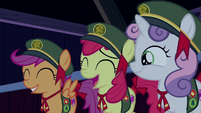 Apple Bloom --talk about funny!-- S6E15