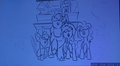 Apple Family and Pinkie Pie singing together S4E9.png