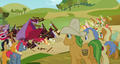 Apple family surrounds the barn S3E8.png