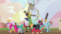 Discord and friends about to battle S6E17.png