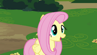 Fluttershy 'We're all ears' S4E10